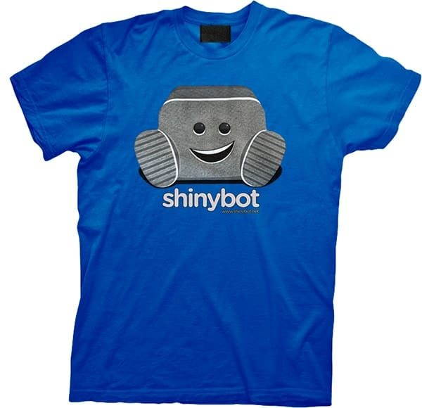 Shinybot Classic T Shirt